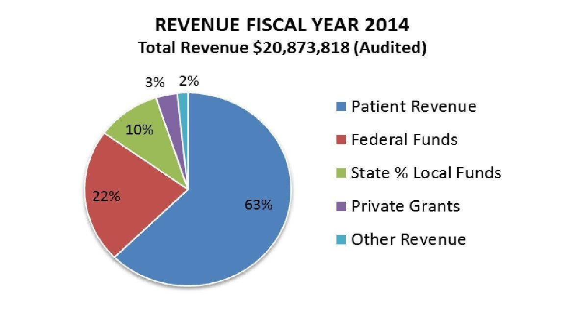 Revenue fiscal year 2014